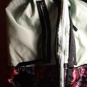 small preloved cute duffel bag
